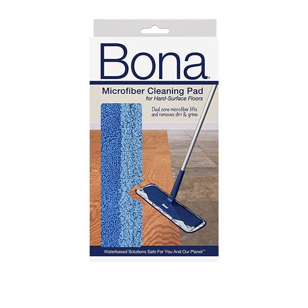 Bona® Microfiber Cleaning Pad - New and Improved!