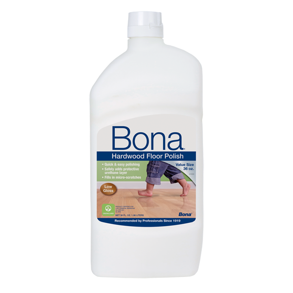 bona® hardwood floor polish – low gloss | us.bona