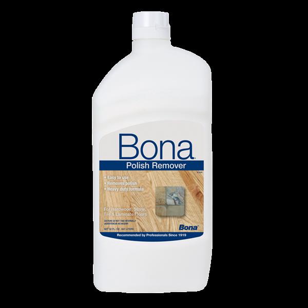 Bona Polish Remover With Scrubbing Pad Bona Us