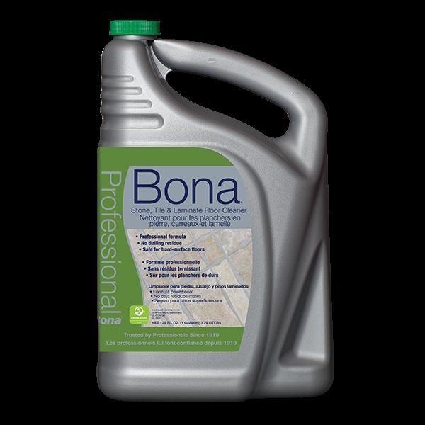 Bona Pro Series Stone Tile Amp Laminate Gallon Refill Bona Us