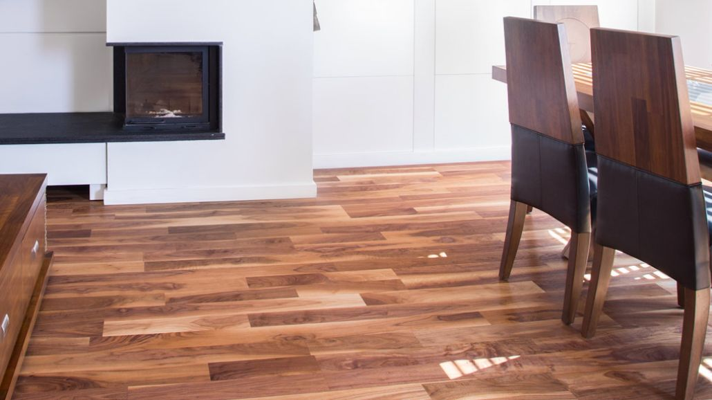 Hardwood flooring is safe, clean and low maintenance