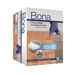 Bona® Disposable Dusting Cloths