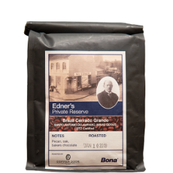 Product Image of 12 oz. Edner's Private Reserve Coffee
