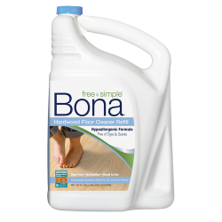 bona free & simple® hardwood floor cleaner | us.bona