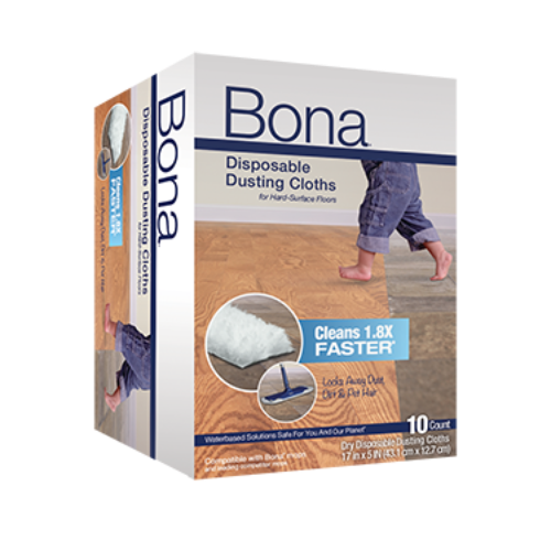 Bona 174 Disposable Dusting Cloths Bona Us