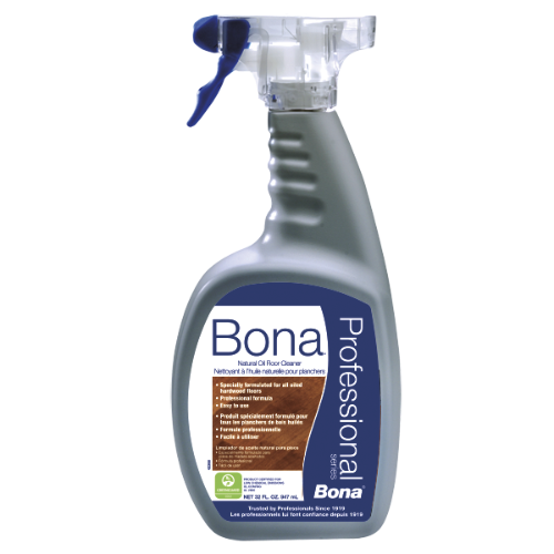 Professional Series Natural Oil Floor Cleaner Bona Us