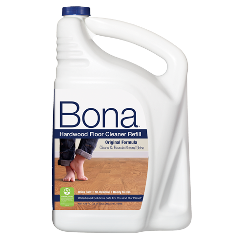 Bona Hardwood Floor Cleaner (160 oz.) - Products Us.bona.com