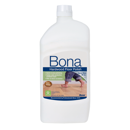 Bona 174 Hardwood Floor Polish Low Gloss Bona Us