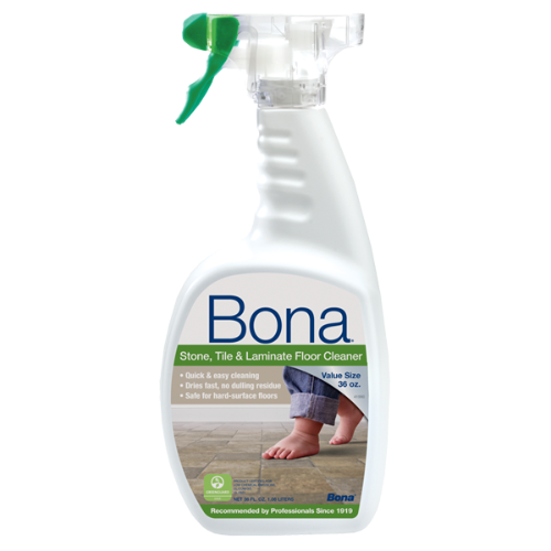 Bona 174 Stone Tile Amp Laminate Cleaner 36 Oz Bona Us