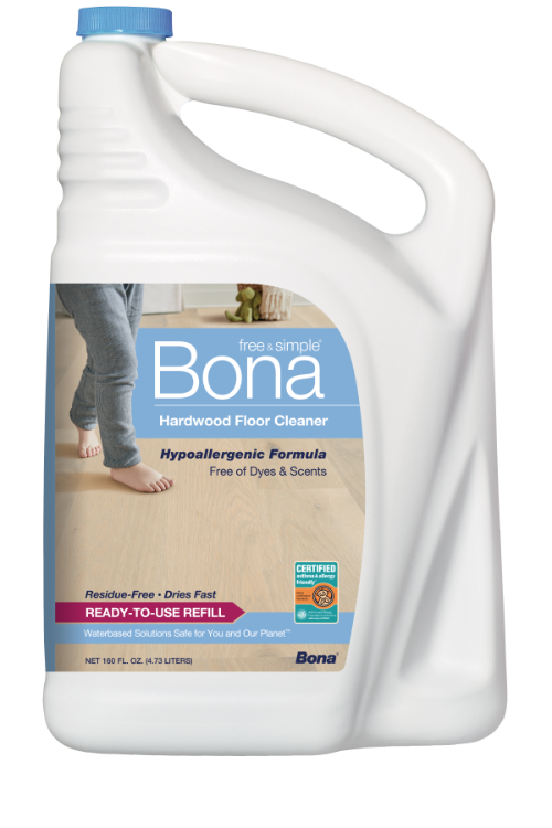 Bona Free & Simple®  Hardwood Floor Cleaner Refill