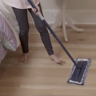 &lt;p&gt;Get the right cleaners for all types of wood floors at 0:45.&lt;/p&gt;<br/>