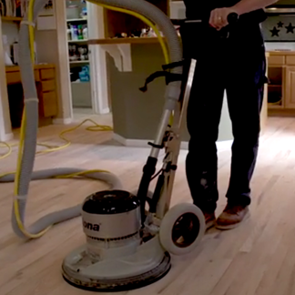 <p>Bona&rsquo;s dust-free sanding process leaves your free of irritants and allergens. Learn more at 0:39 in the video.</p><br/>