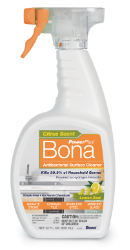 Bona PowerPlus® Antibacterial Surface Cleaner with Lemon Zest