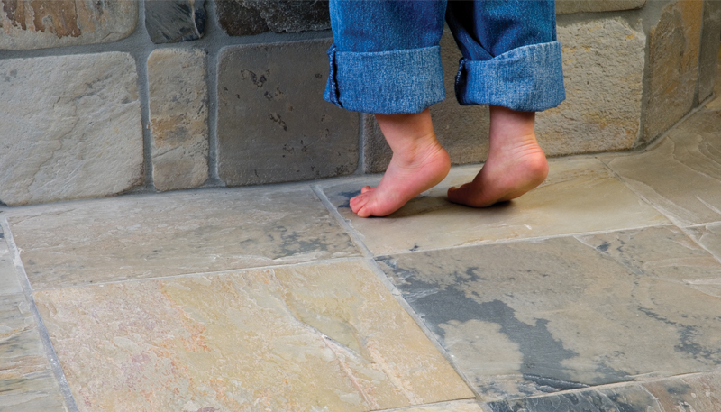 What Do Stone Tile And Laminate Floors Have In Common They Can All Be
