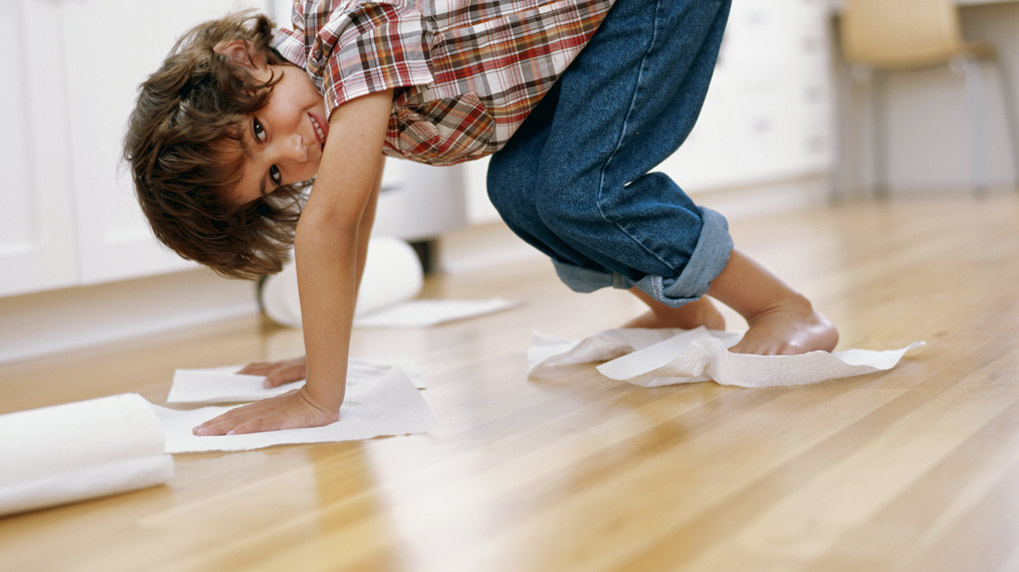 Vinegar to Best Clean Hardwood Floors