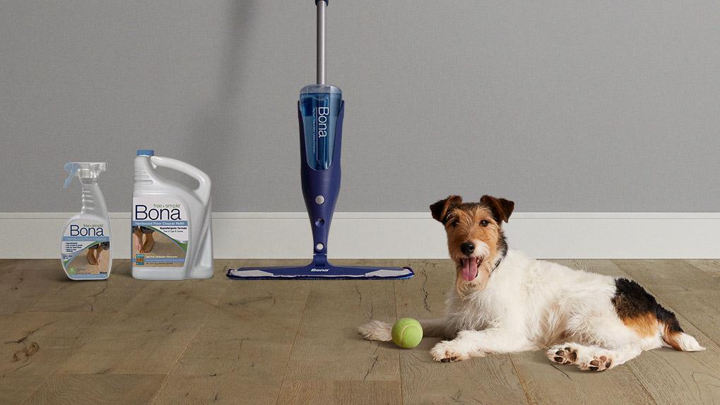 Bona Free Amp Simple Hardwood Floor Cleaner Bona Us