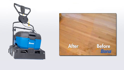 Prolong The Life Of Your Floor With Bona Deep Clean System