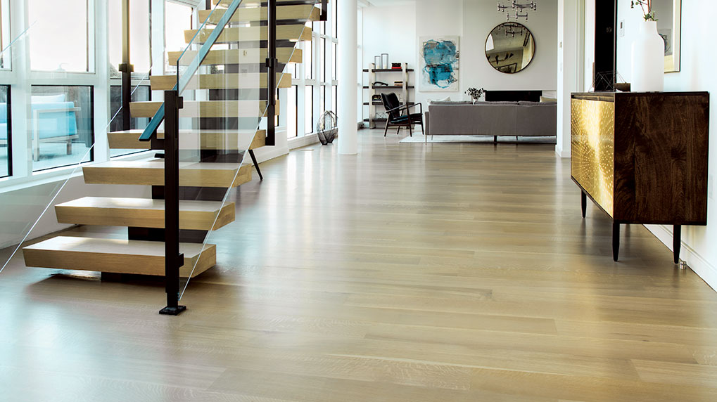 Daily Maintenance Protects Your Floors But Don T Forget That Polishing Hardwood