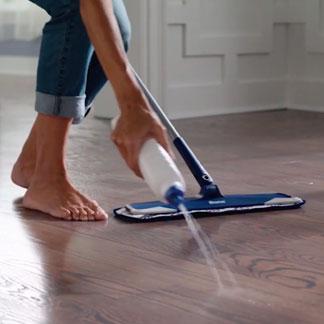 Wood Floors Bona US - How to refresh hardwood floors