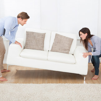 &lt;p&gt;Periodically rearrange your furniture and rugs so that your floor can age evenly. Redesigning your floor space will help redistribute the stresses on your floor while keeping your space looking fresh and lively. Consider using window treatments to minimize potential damage from the sun&amp;rsquo;s UV rays.&lt;/p&gt;<br/>