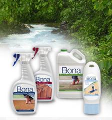 Bona 174 Hardwood Floor Cleaner Refill 160 Oz Official
